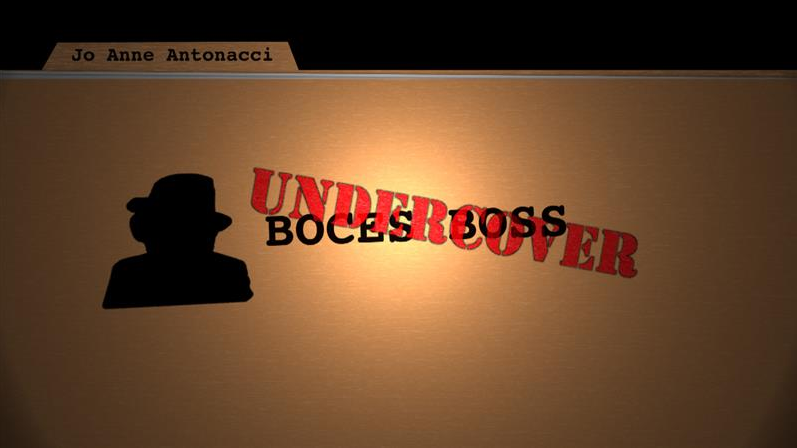 BOCES Boss Undercover 87