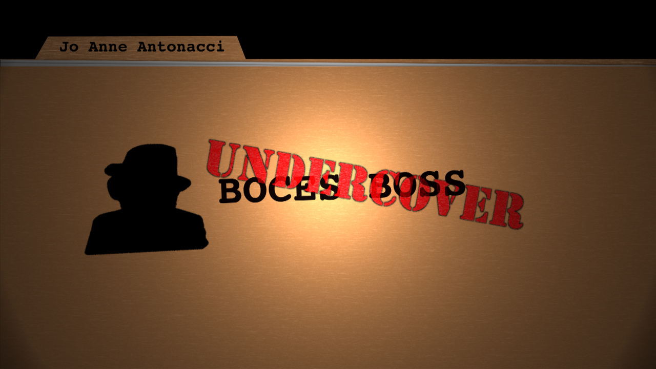 BOCES Boss Undercover 85